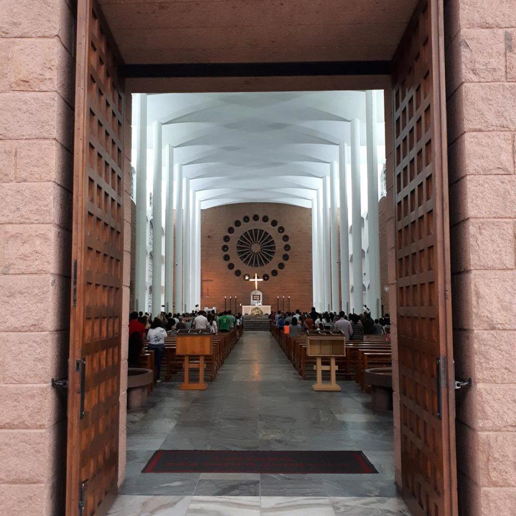O que fazer em Blumenau - Catedral São Paulo Apóstolo