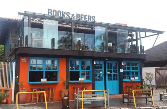 Books & Beers