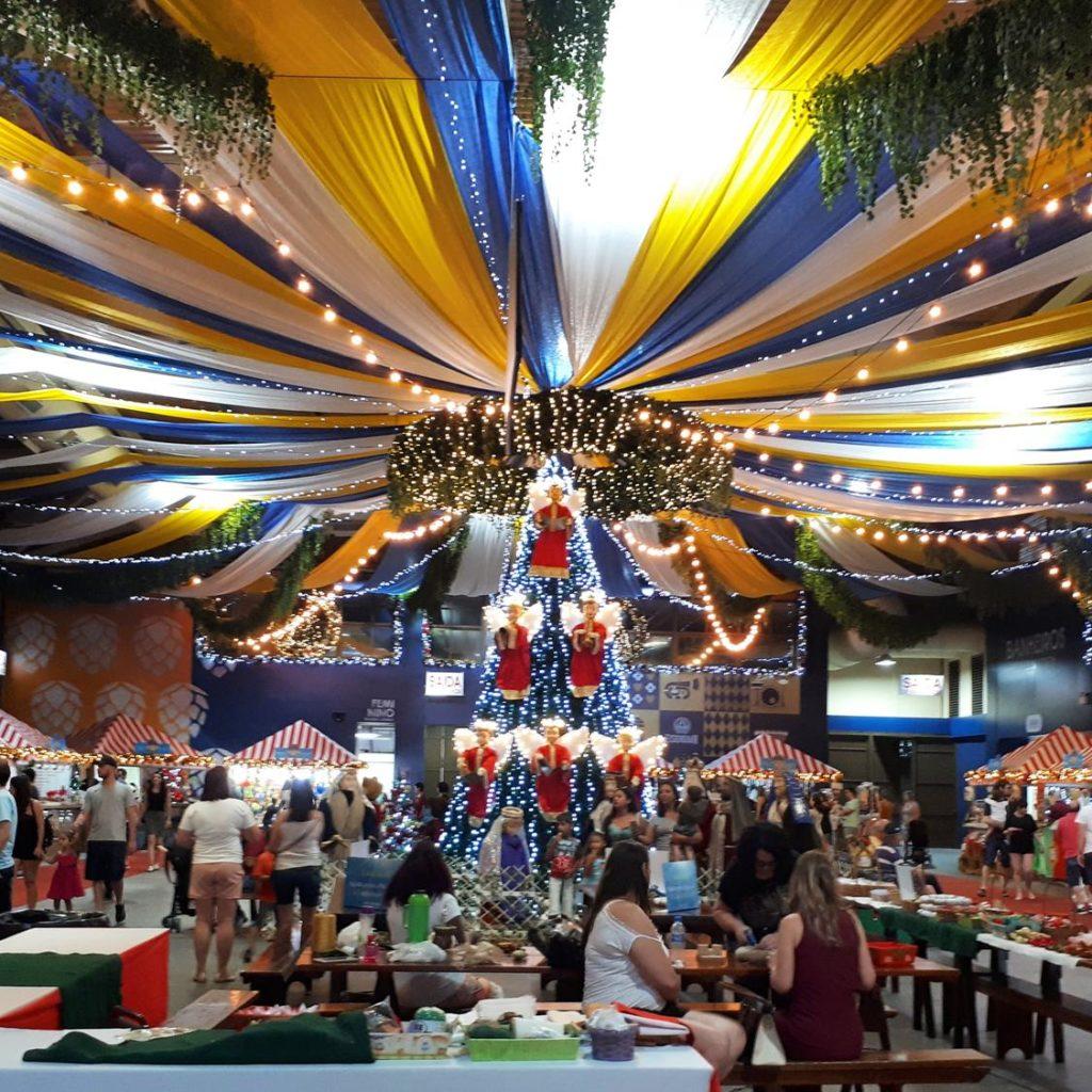 Mercado de Natal - Magia de Natal Blumenau 2018