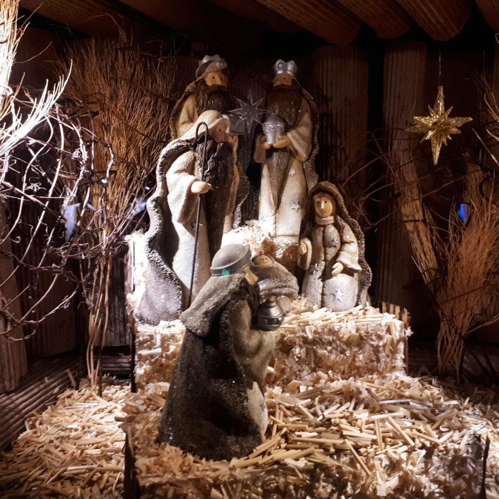 Exposição Presépios Magia de Natal