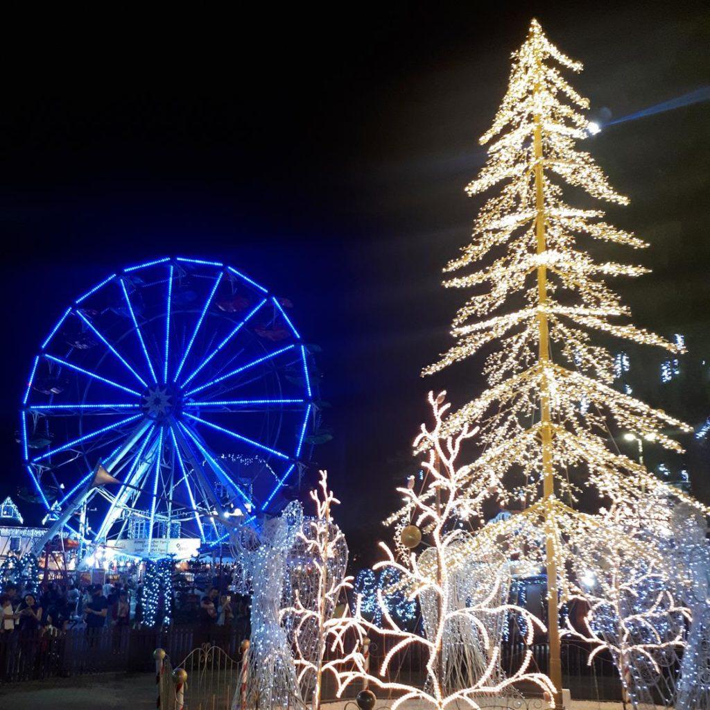 Magia de Natal Blumenau 2018