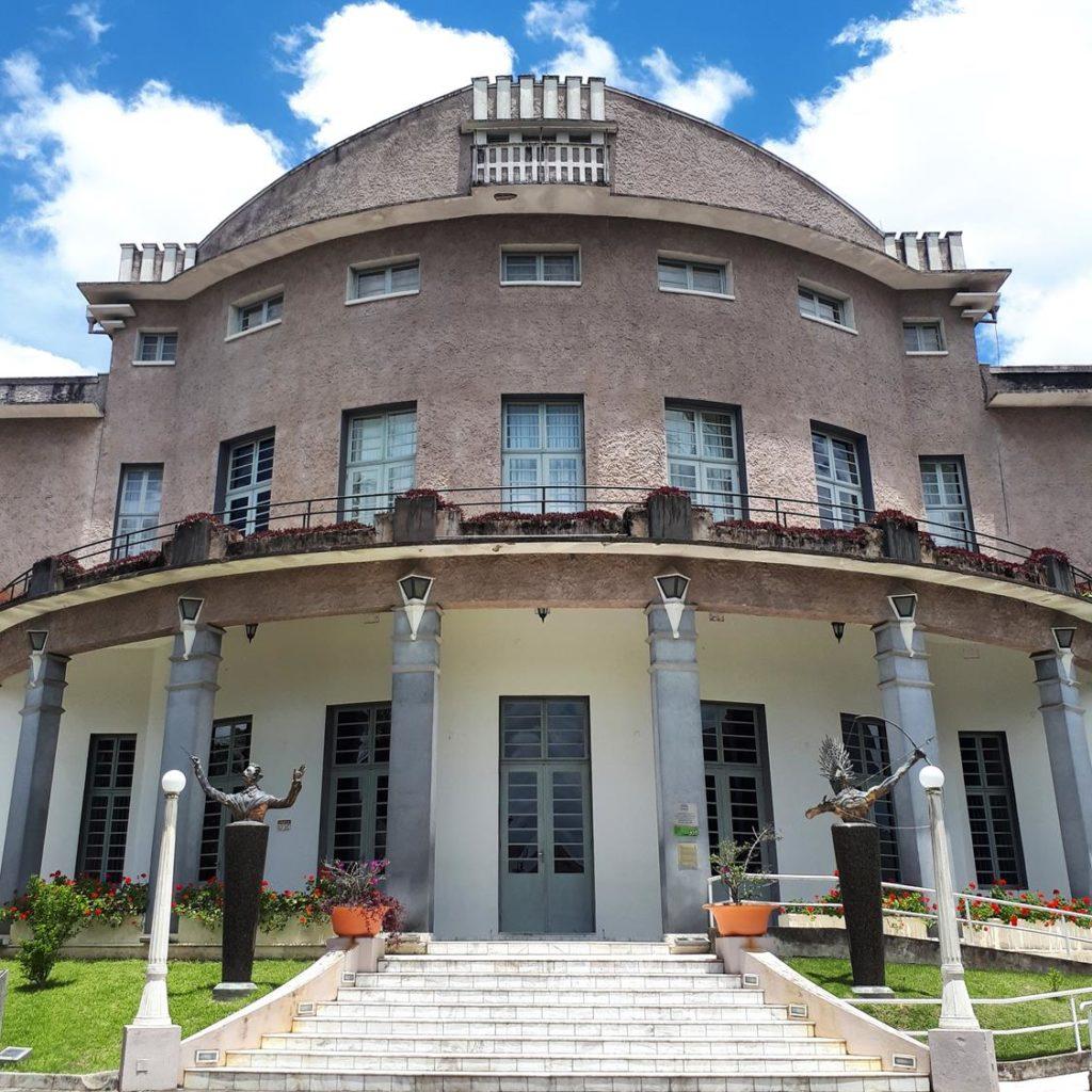 Teatro Carlos Gomes em Blumenau