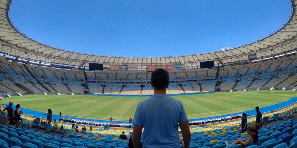 passeio Estádio do Maracanã