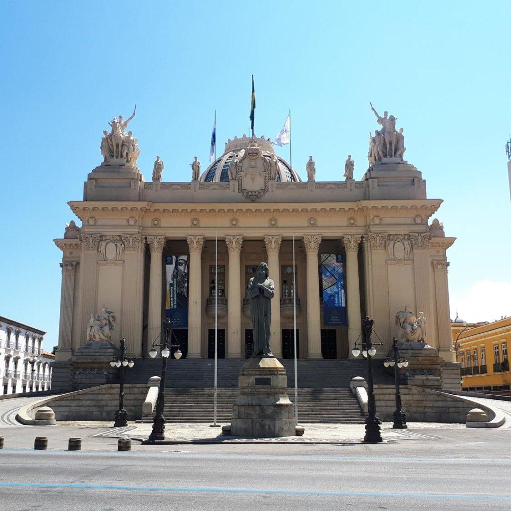 Assembléia Legislativa do Rio de Janeiro , Centro Histórico do Rio de Janeiro