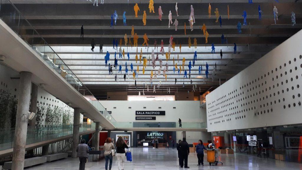 Museus em Santiago, Centro Cultural La Moneda