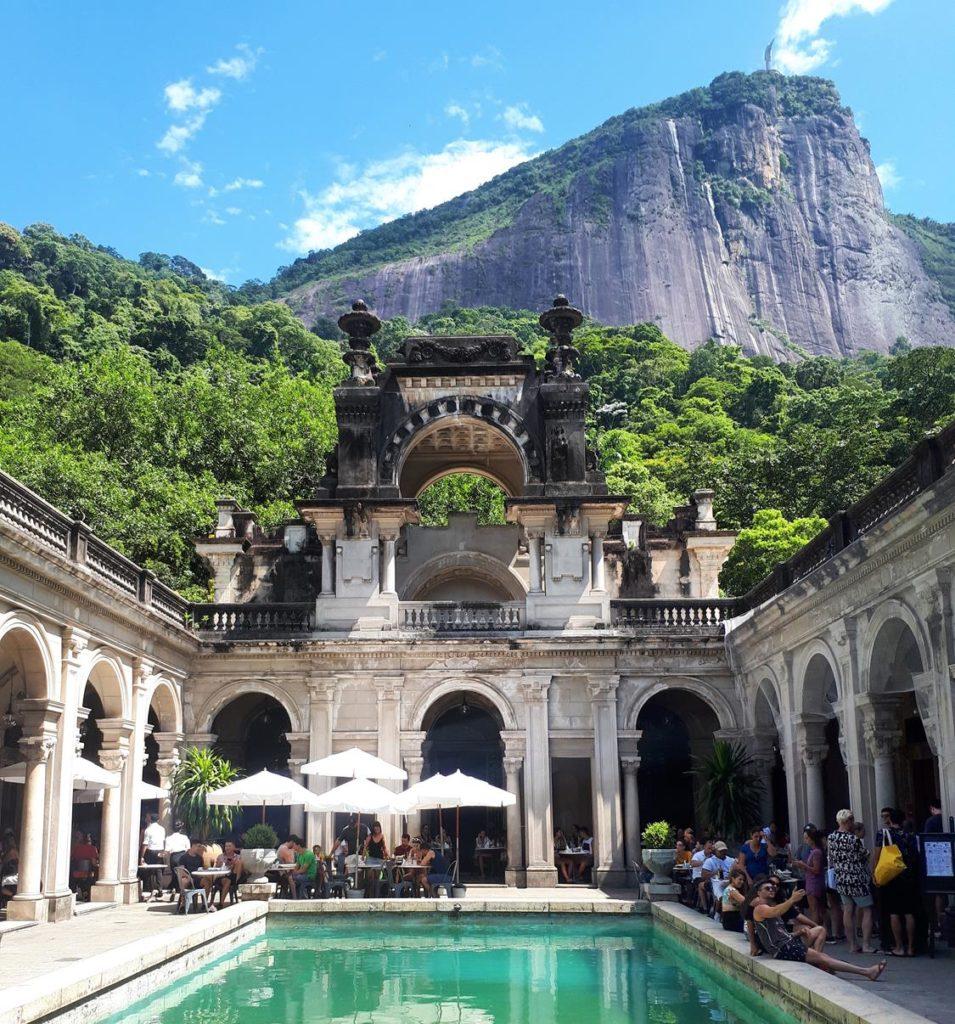 Parque Lage Rio de Janeiro