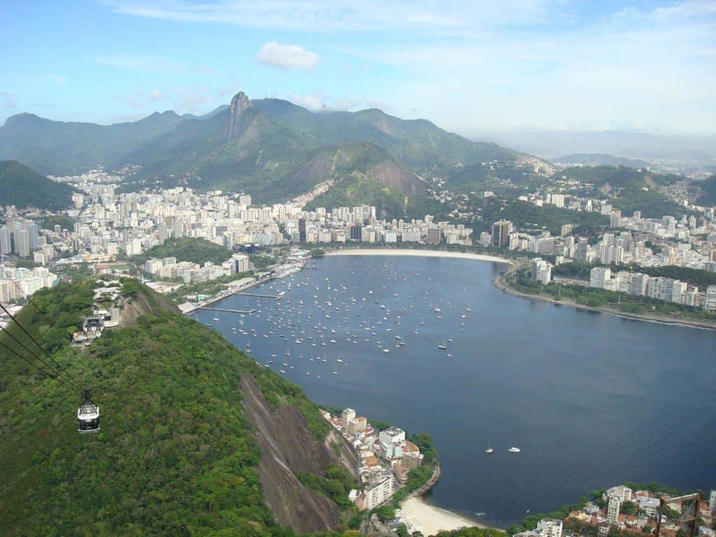 Vista Pão de Açúcar, Rio de Janeiro