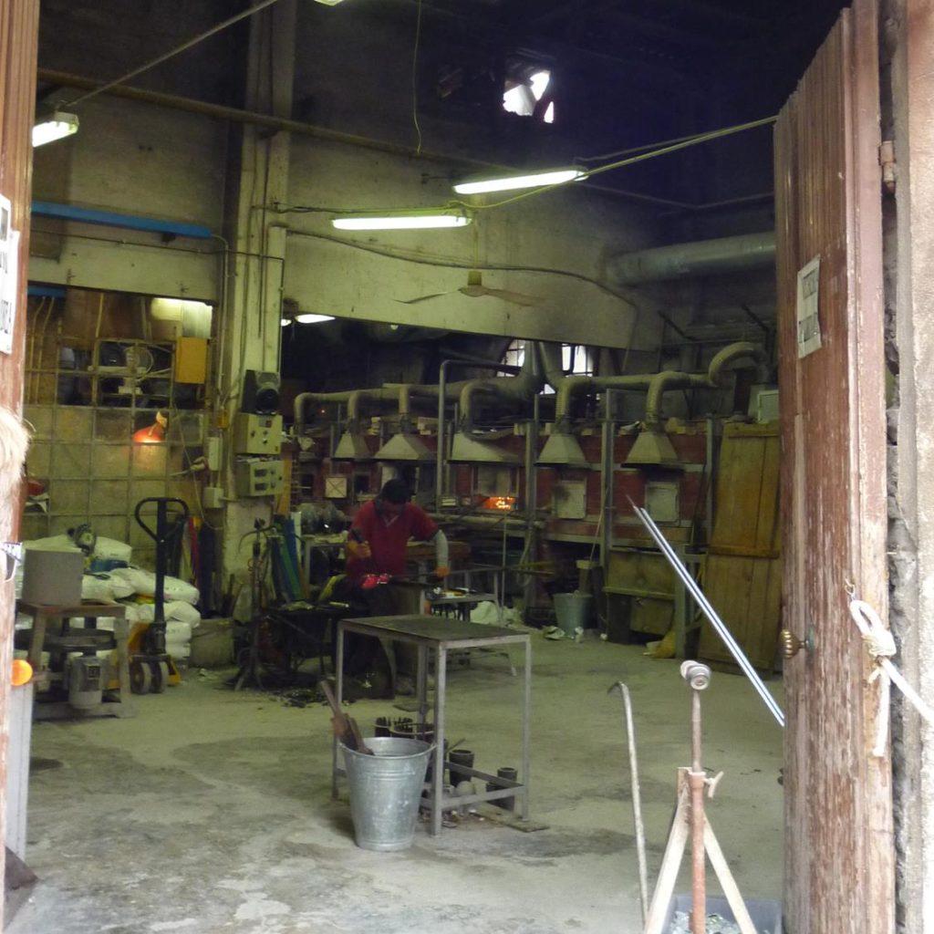 Fábrica de Vidros em Murano