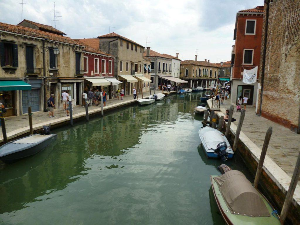 os Canais de Murano