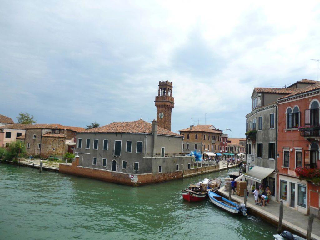 Como chegar em Murano