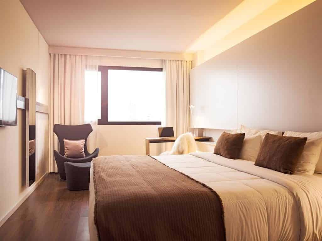 Hotel no Paraguai