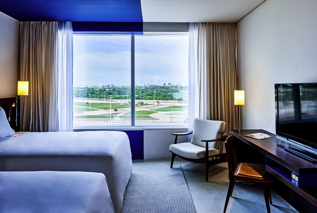 Hotel oficial rock in rio