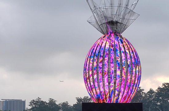 Ovo de Pascoa no Parque do Ibirapuera