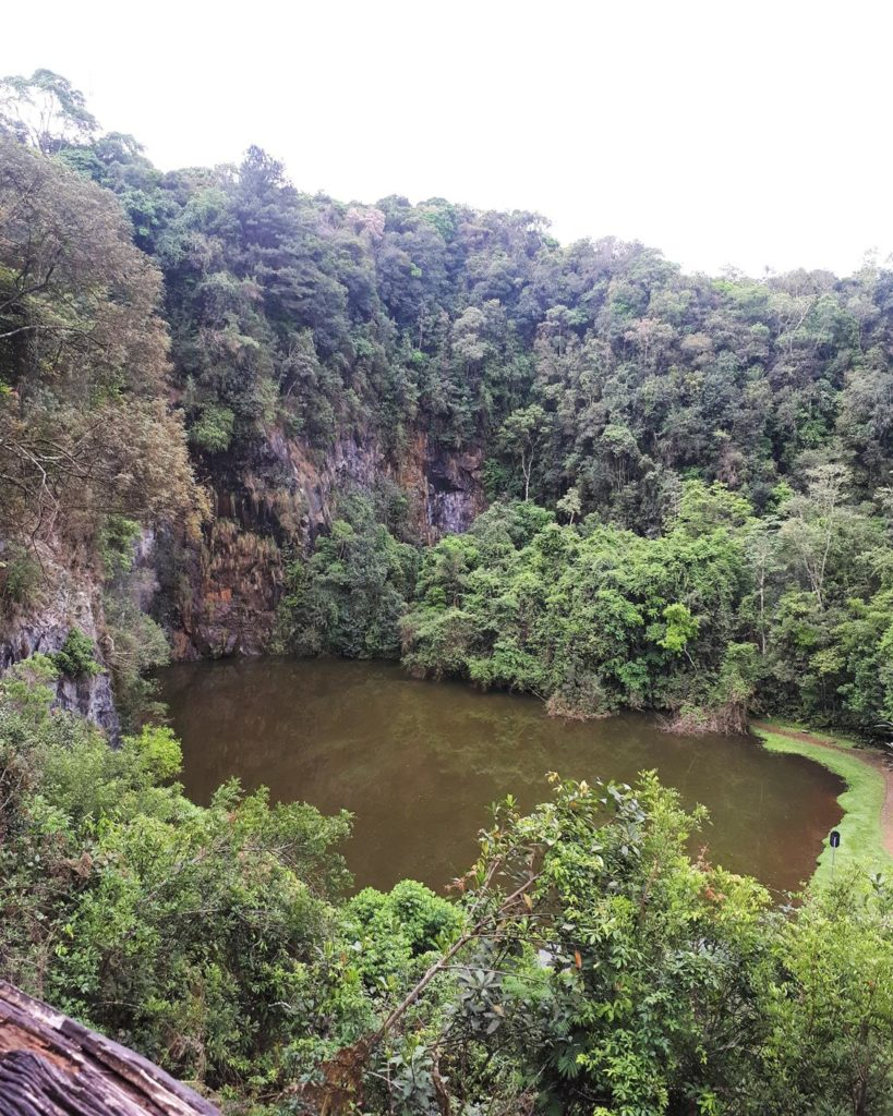 Mirante no Paraná