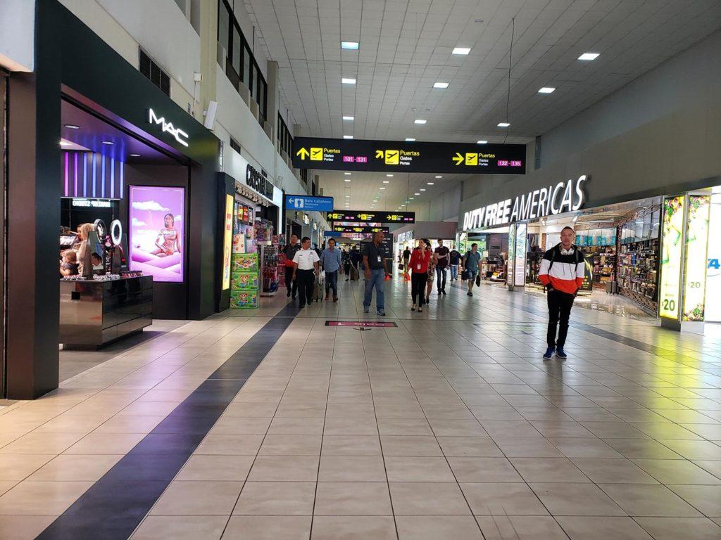Aeroporto do Panamá - voando Copa Airlines