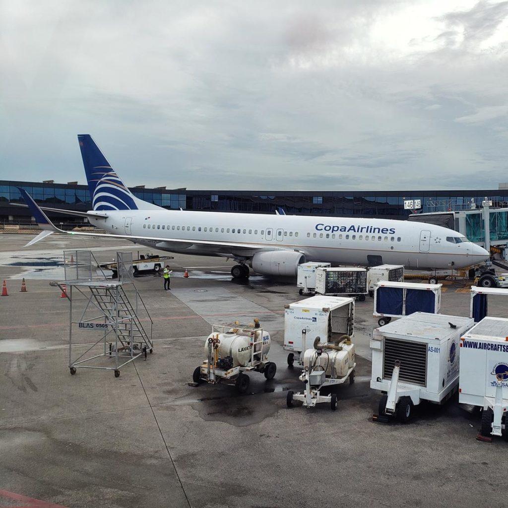 Copa Airlines São Paulo até Estados Unidos