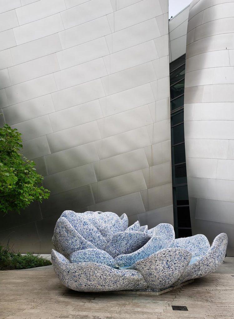 escultura jardim externo laphil