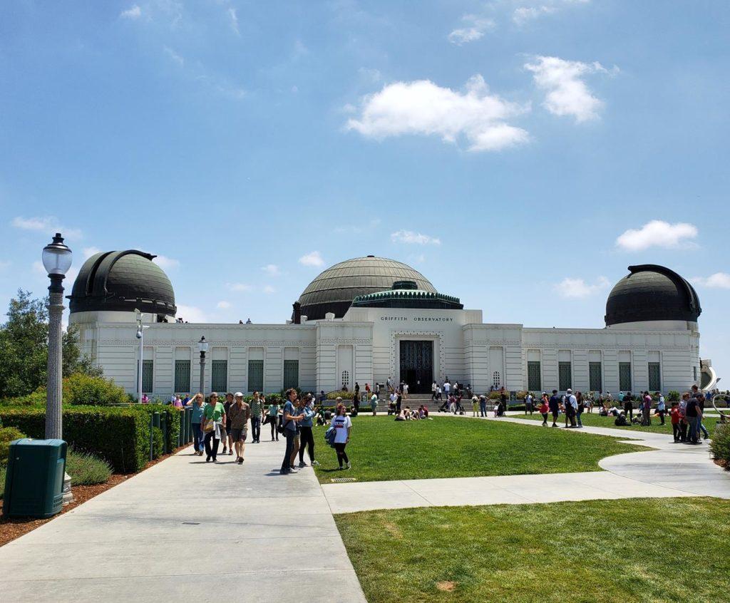 Museus em Los Angeles - Griffity Park
