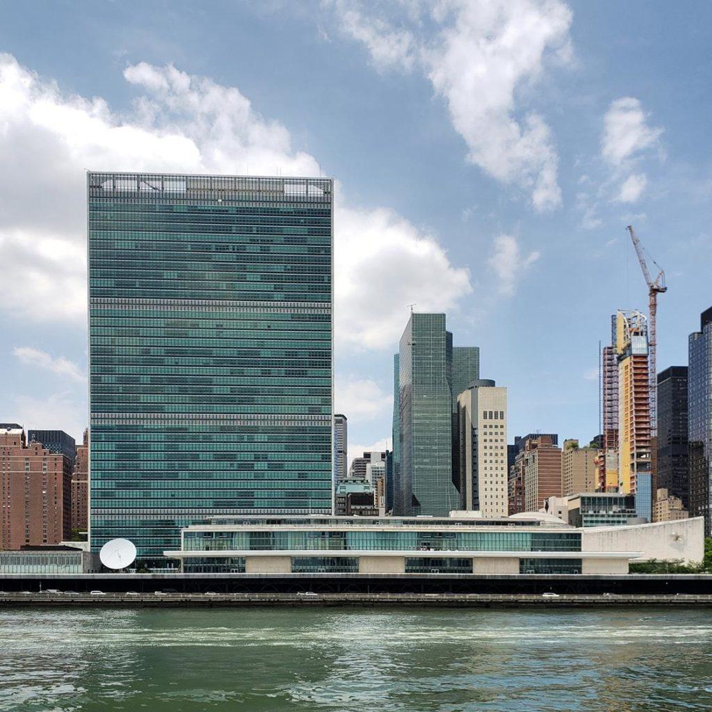 Passeio de Barco em Nova York - ONU