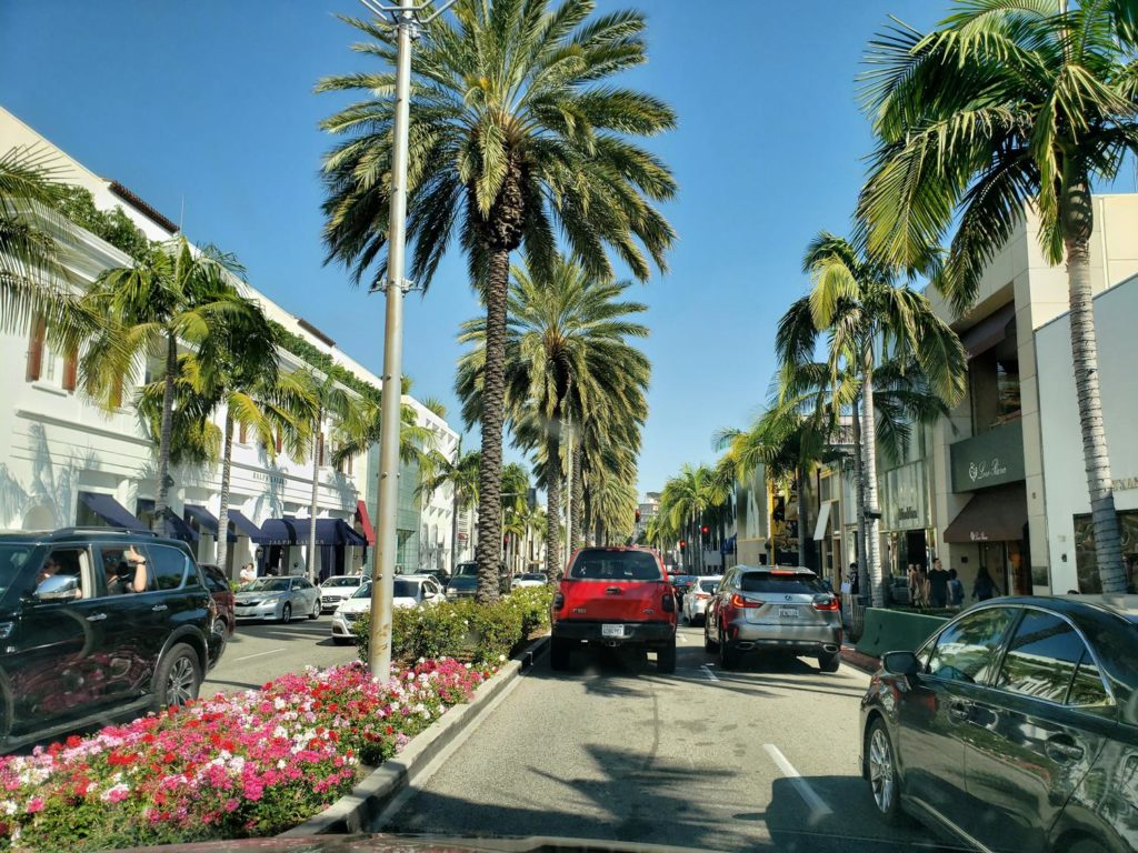 Beverly Hills- rodeo Drive