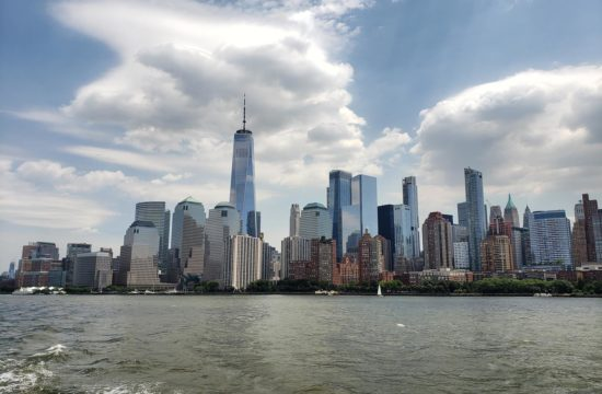 Passeio de Barco em Nova York - One World Trade Center