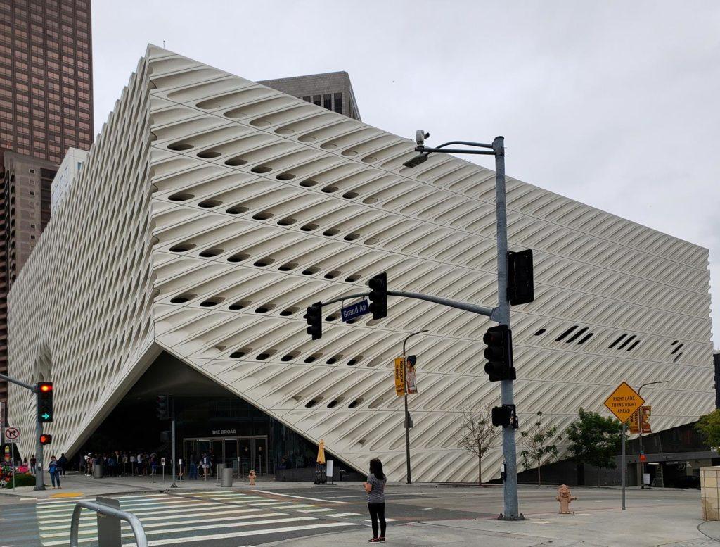 o que fazer em Los Angeles  - Museu de arte moderna