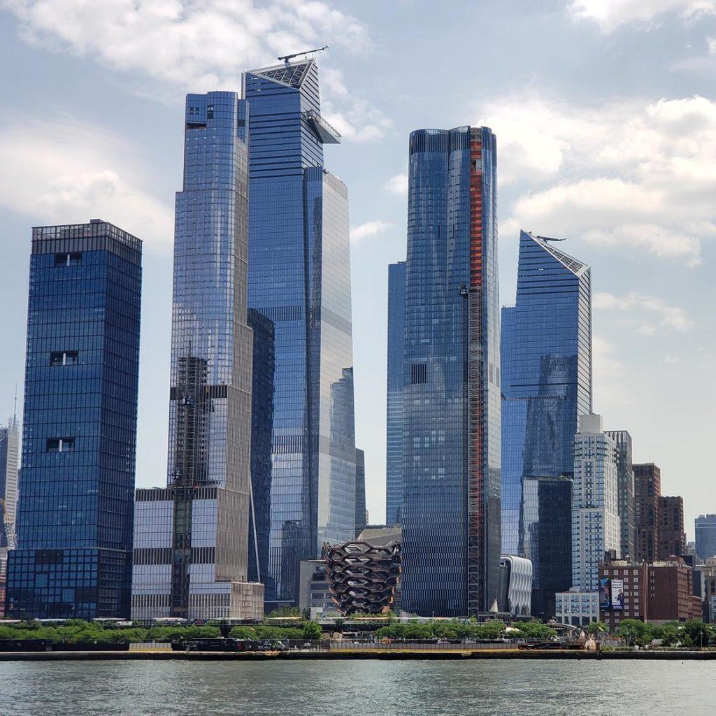 Passeio de Barco em Nova York - Vista The Vessel