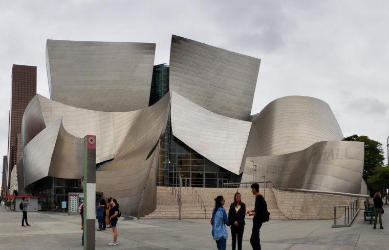 o que fazer em Los Angeles - Walt Disney Concert Hall