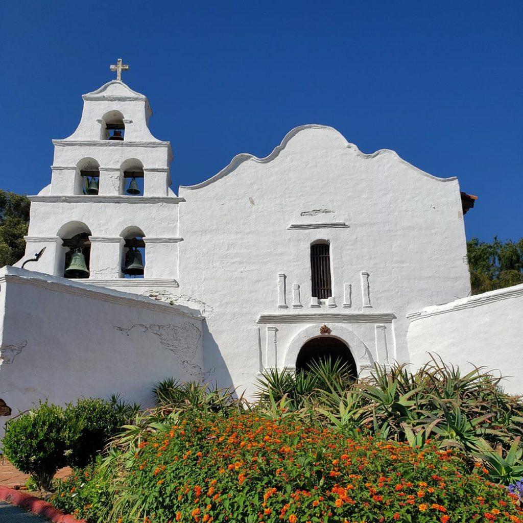 as missões de San Diego