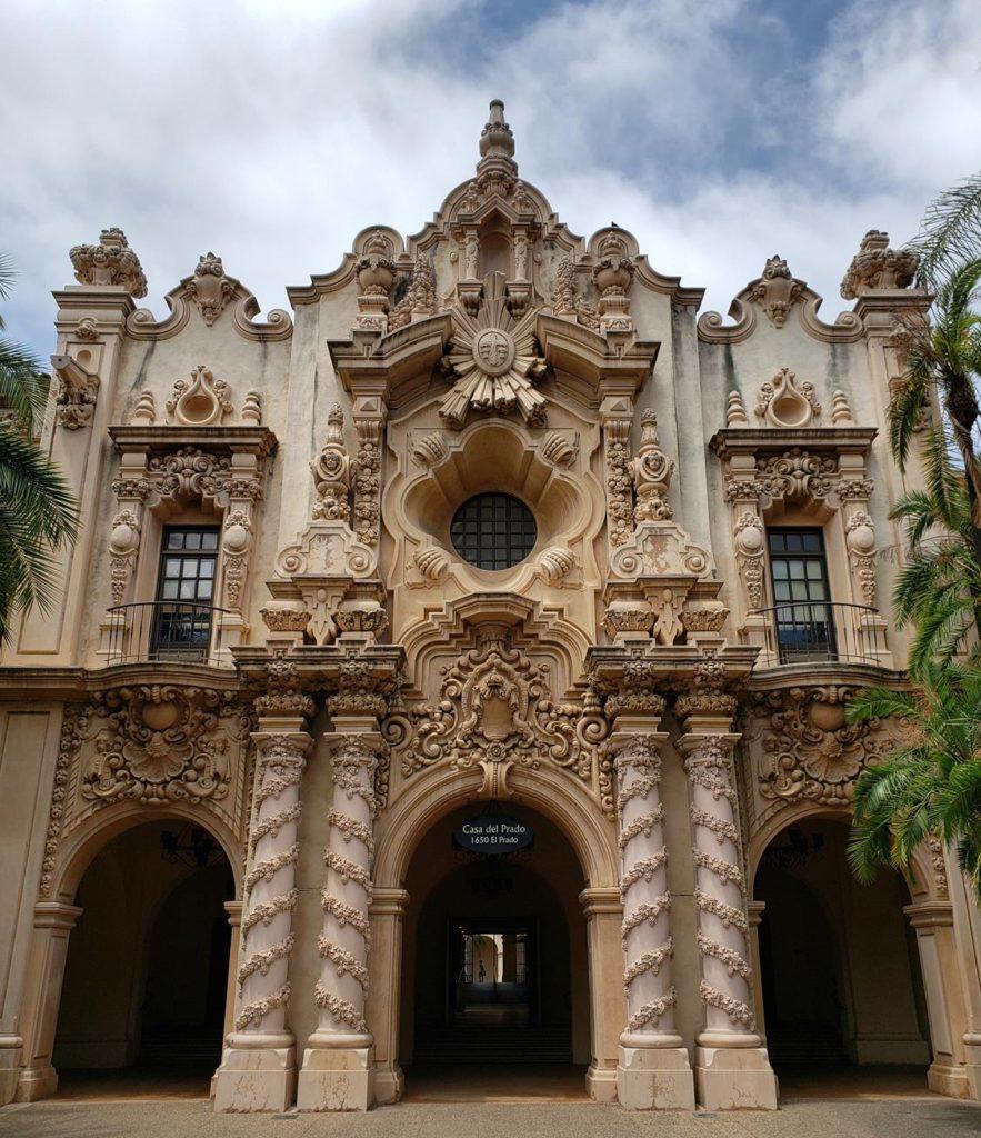 Casa del Prado San Diego