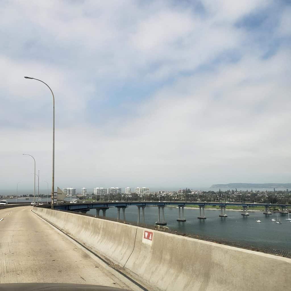 Ponte de Coronado - Coronado Bridge