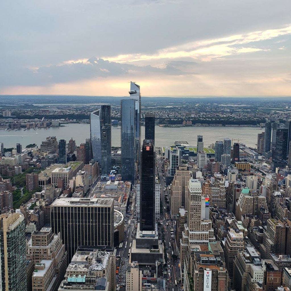 NY City Pass -Empire State Building
