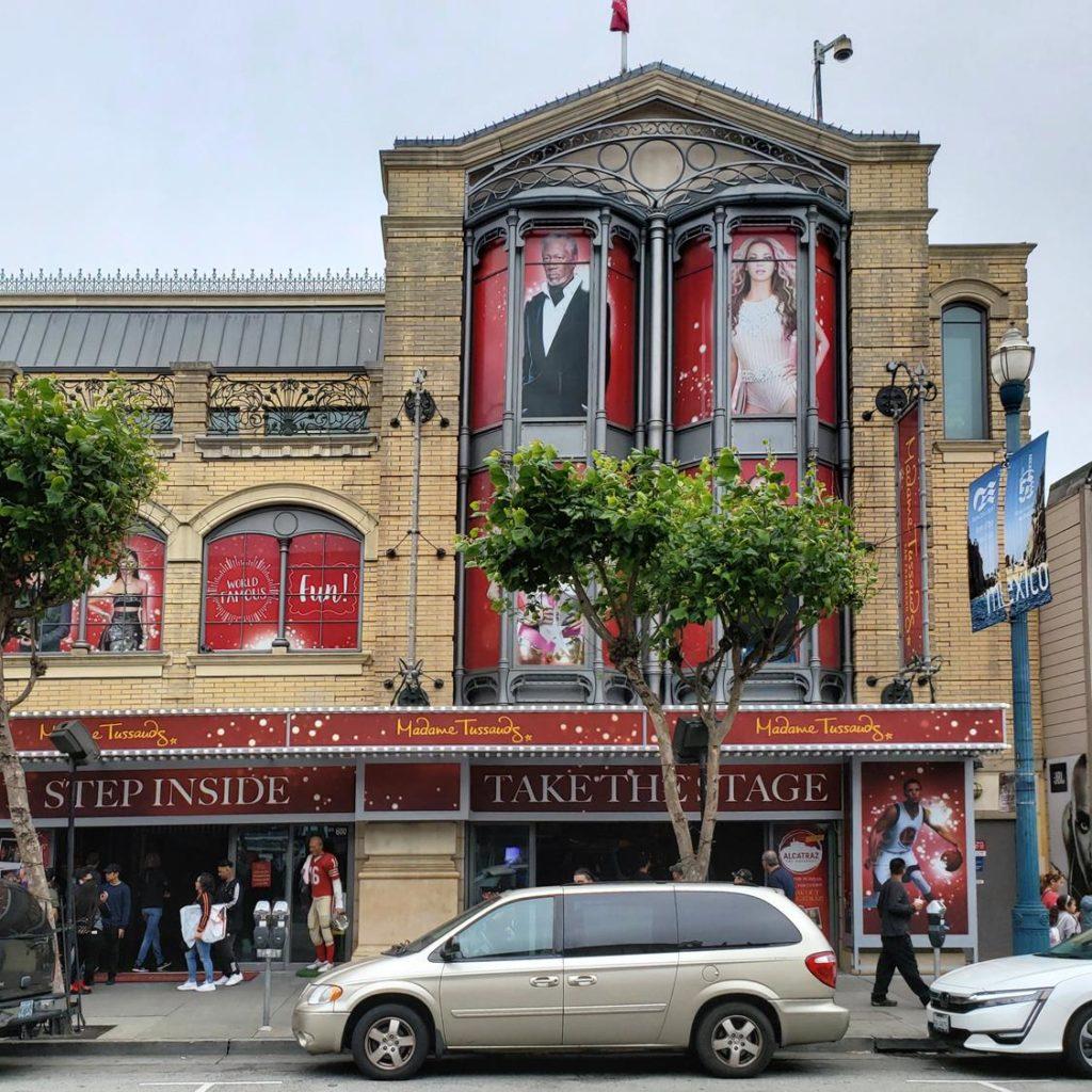 Museus em San Francisco - Madame Tusseauds