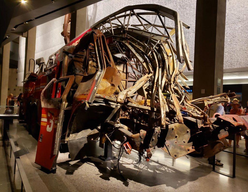 Museu 11 de setembro - New York CityPASS