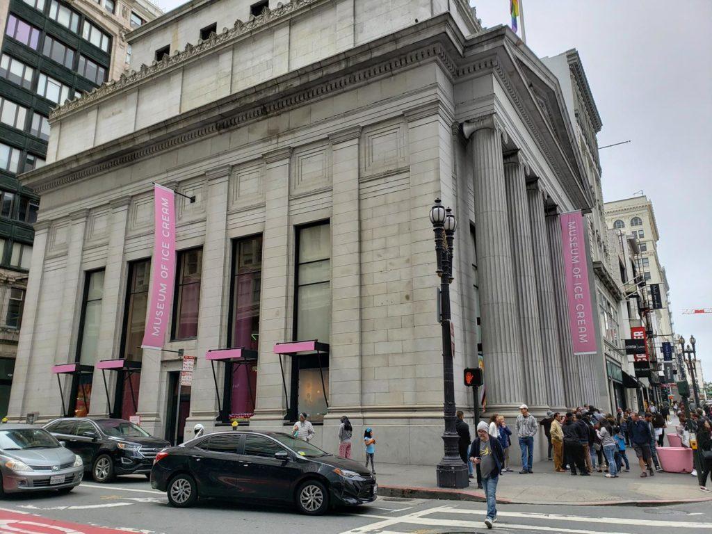 Museu do Sorvete - Museum of IceCream San Francisco