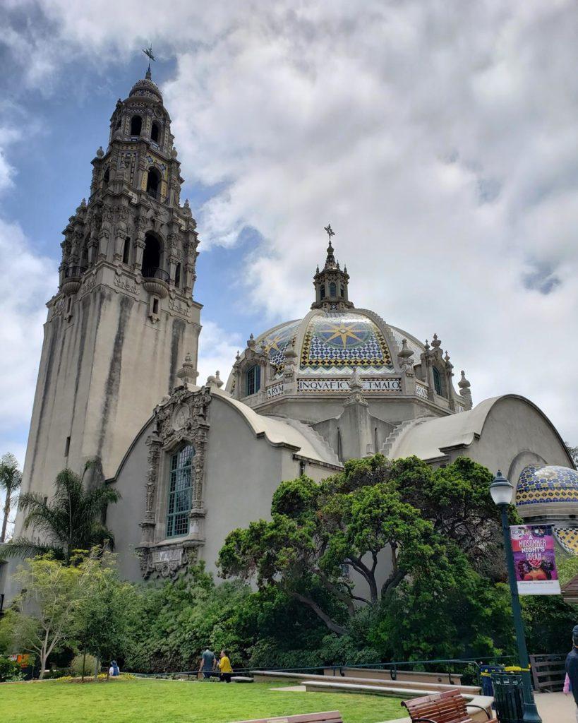 Museum of Man - San Diego