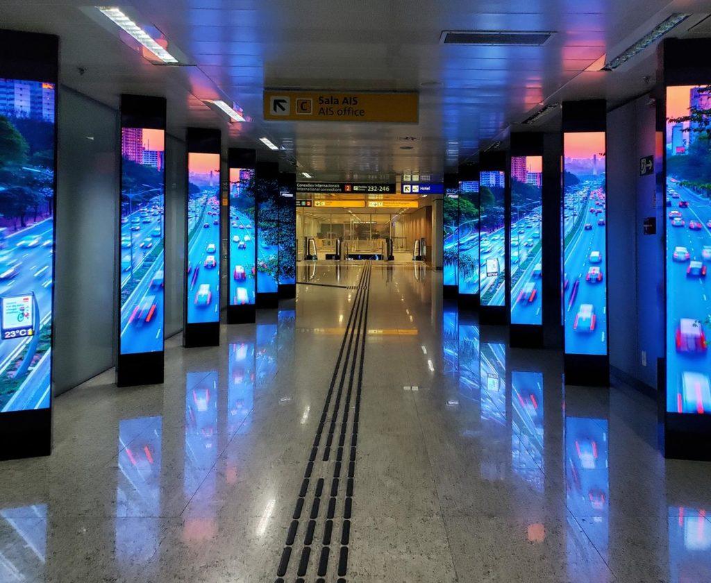 Aeroporto de Guarulhos terminal 3