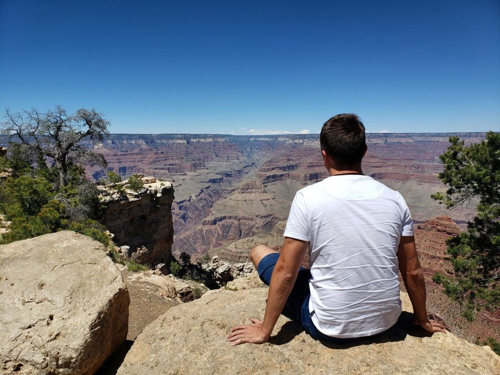 Grand Canyon South Rim - Diego Cabraitz Arena