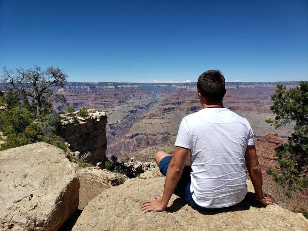 Grand Canyon South Rim - Diego Cabraitz Arena