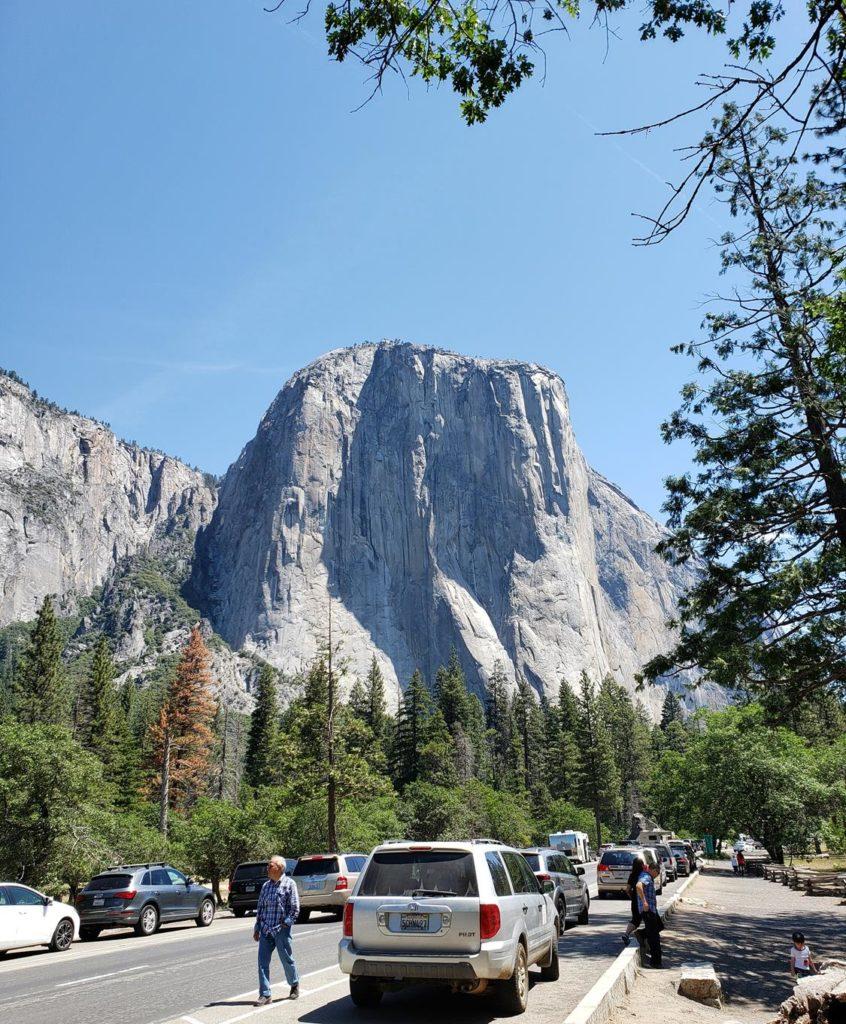 Parque Nacional de Yosemite - El Capitan