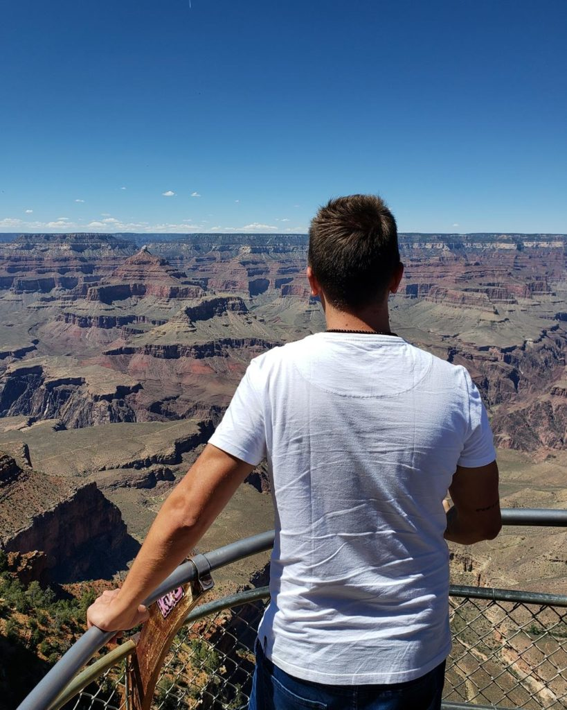 Diego Cabraitz Arena - South Rim