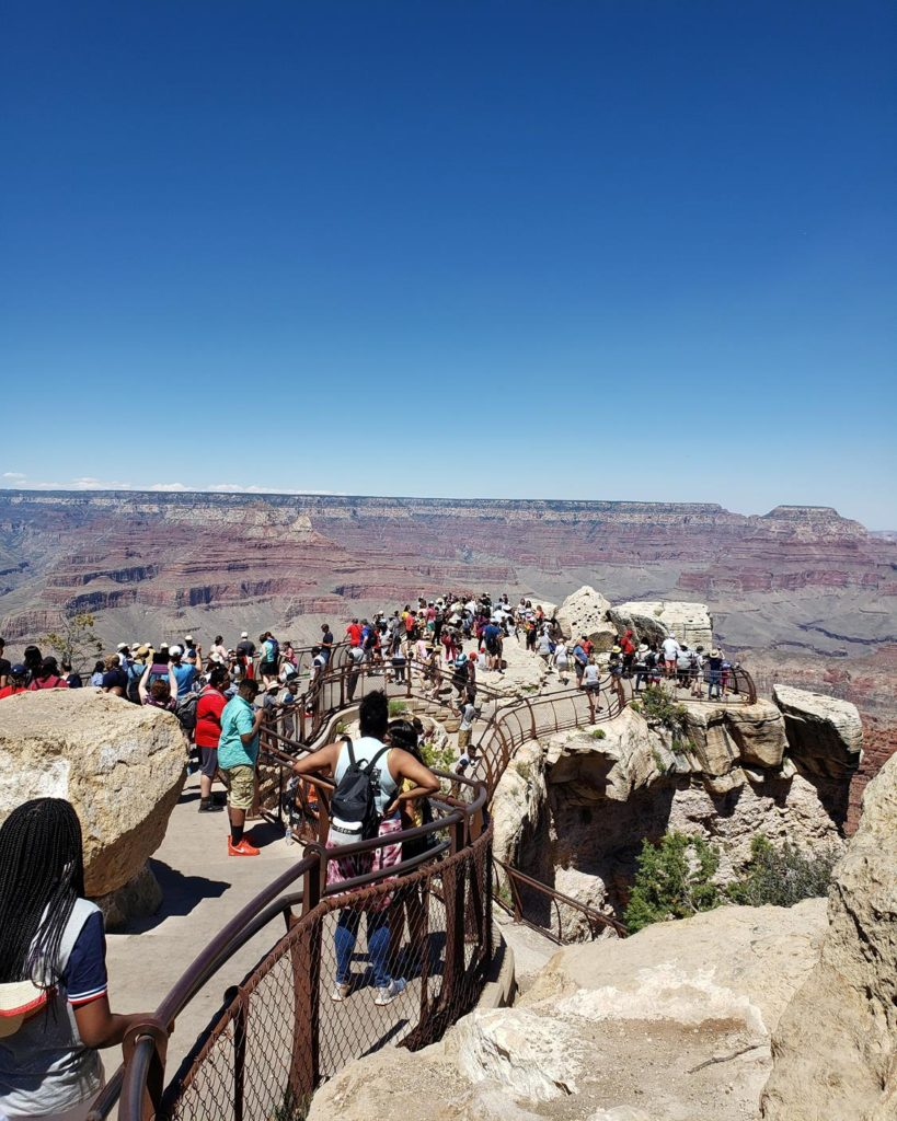 Como chegar no Grand Canyon saindo de Las Vegas