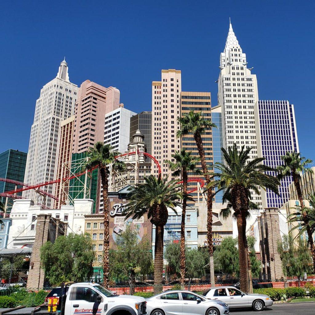 Hotel NY NY Las Vegas
