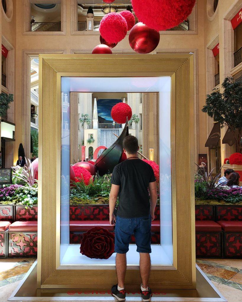 Shopping Hotel Venetian em Vegas - Diego Cabraitz Arena
