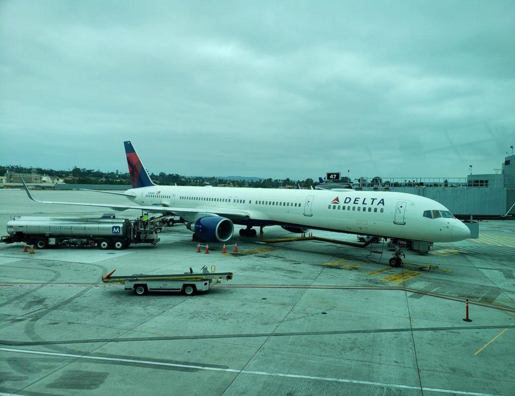 Delta Airlines de San Diego até Nova York