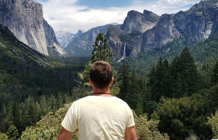 Diego Cabraitz Arena - Yosemite California