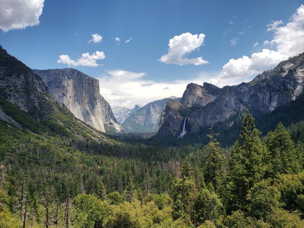 Parque Nacional de Yosemite - Yosemite Valley