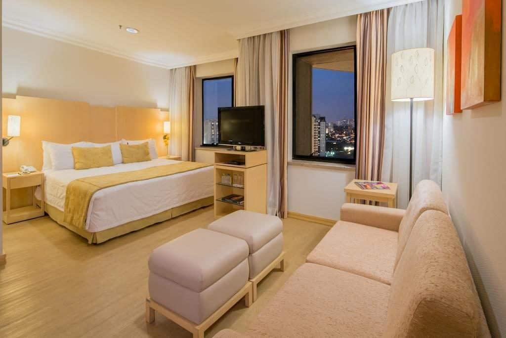 Hotéis próximos ao Lollapalooza - Blue Tree Premim Hotel