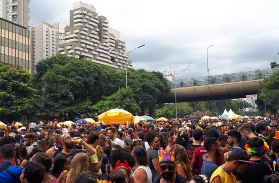 Blocos de Carnaval São Paulo 2020
