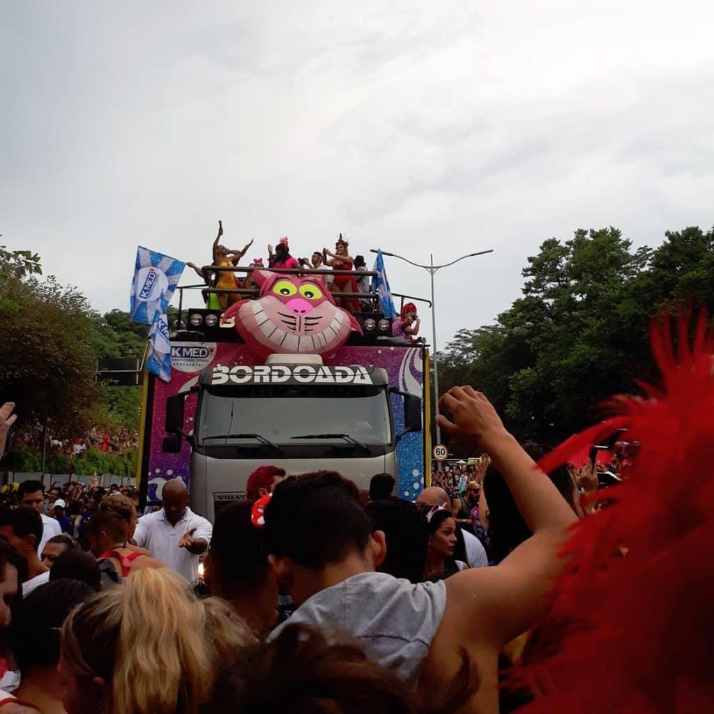 Bloquinho de Carnaval São Paulo 2020